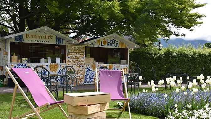 Umweltfreundliches Pop-up-Restaurant von EHL-Studenten